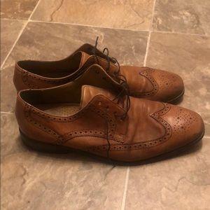 Cole Han Leather Dress Shoes